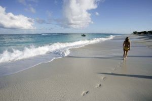 Relax on the tranquil island of Anguilla.