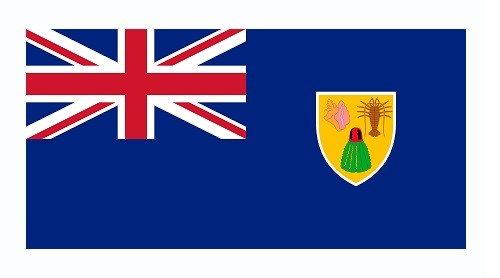 Turks and Caicos Official Flag