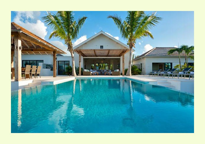 WIMCO Villa Castaway, Turks and Caicos