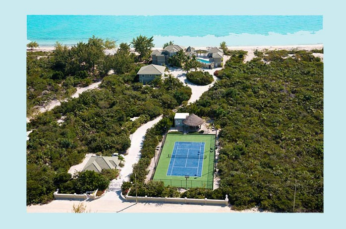 WIMCO Villa Varnishkes, Turks and Caicos