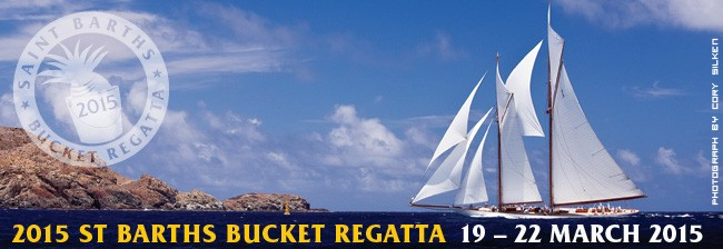 2015 St Barths Bucket Regatta 19-22 March 2015