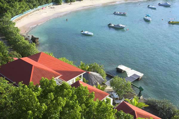 WIMCO Villa Sous la Falaise, HEN SOU, St. Barths, St Jean Beach, Family Friendly, 4 Bedrooms,  4 Bathrooms, Pool, WiFi