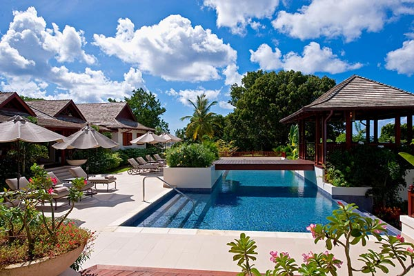 WIMCO Villa Alila RL ALI,  Barbados,  Sandy Lane, Family Friendly, 4 Bedrooms, 4 Bathrooms,, Pool, WiFi