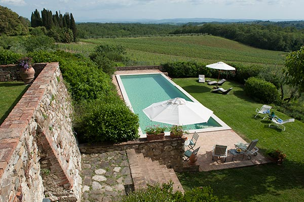 WIMCO Villa Geggianello, BRV GEG, Tuscany, Siena,Italy, Family Friendly, 5 Bedrooms, 5 Bathrooms, Pool, WiFi