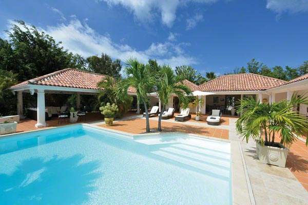 WIMCO Villa La Nina, C LAN,  St. Martin, Hillside/Terres Basses, Family Friendly, 2 Bedrooms, 2.5 Bathrooms, Pool, WiFi