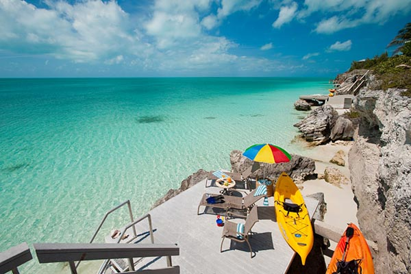 WIMCO Villa Twin Palms, IE TWE,  Turks and Caicos, Ocean Pt/Taylors, Family Friendly, 3 Bedrooms, 3.5 Bathrooms, Pool, WiFi