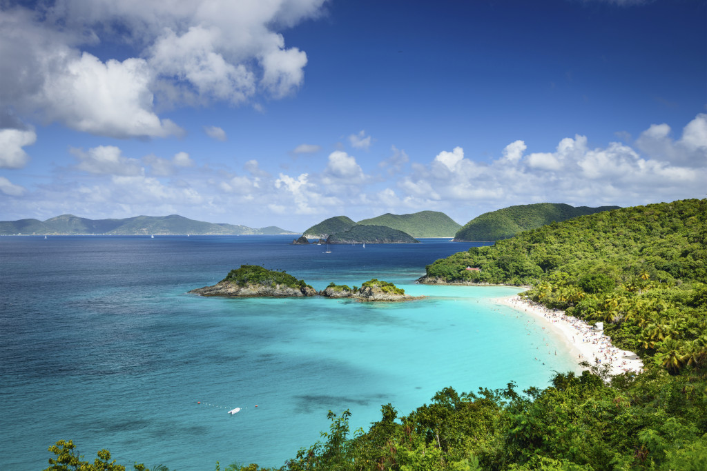 WIMCO Villas, Beaches, st John, Trunk Bay, Virgin Islands
