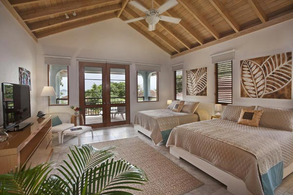 WIMCO Villas, Blue Lagoon, VG BLU, Virgin Gorda, Virgin Islands, Walk/Mahoe Bay, Family Friendly Villa, 3 Bedroom Villa, 3 Bathroom Villa, Pool, WiFi, Queen beds