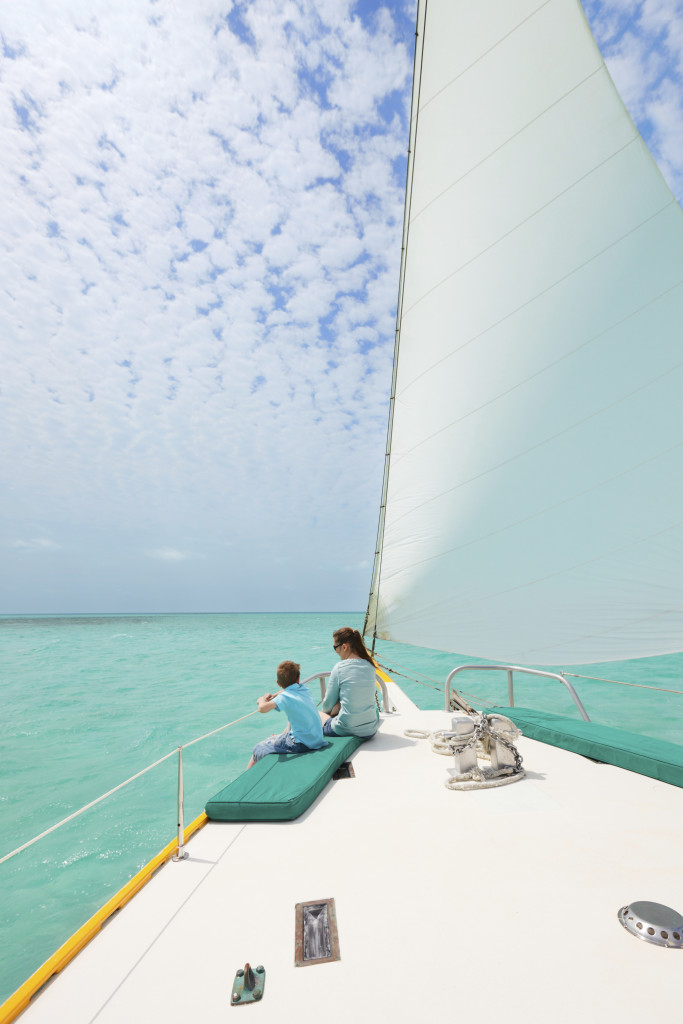 Family Caribbean Vacations in Anguilla, WIMCO Villas, Sailing in Anguilla