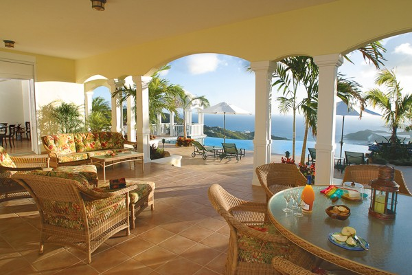 WIMCO Villas, Infinity, MA INF, St. Thomas, Virgin Islands, Central, Family Friendly Villa, 4 Bedroom Villa, 4 Bathroom Villa, Pool, Terrace, WiFi