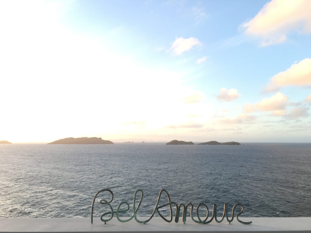 Taken from a sunset walk around Pointe Milou, St Barths, WIMCO Villas.