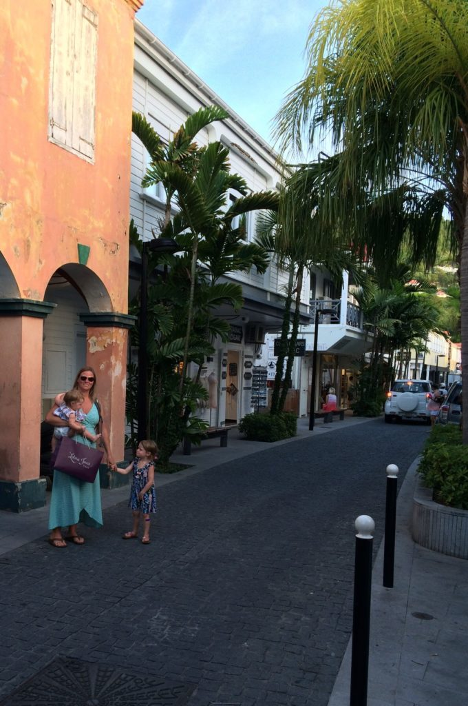 Shopping in Gustavia St Barths