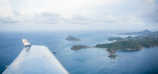 Flying with Tradewind from San Juan to St. Barths, WIMCO Villas