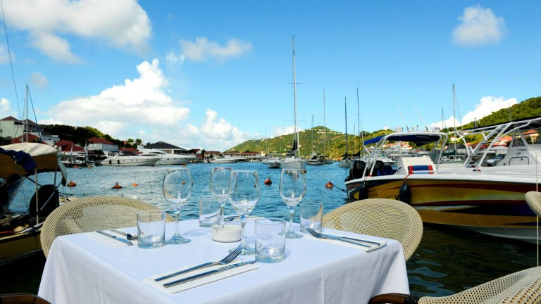 Restaurants & Dining Gustavia