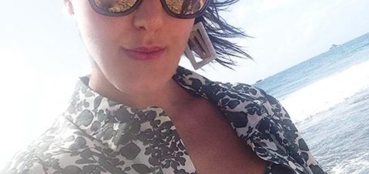 InStyle's Fashion Director Melissa Rubini Goes To St. Barts