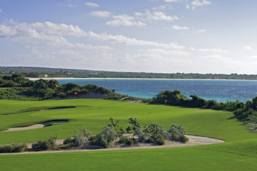 anguilla golf vacation