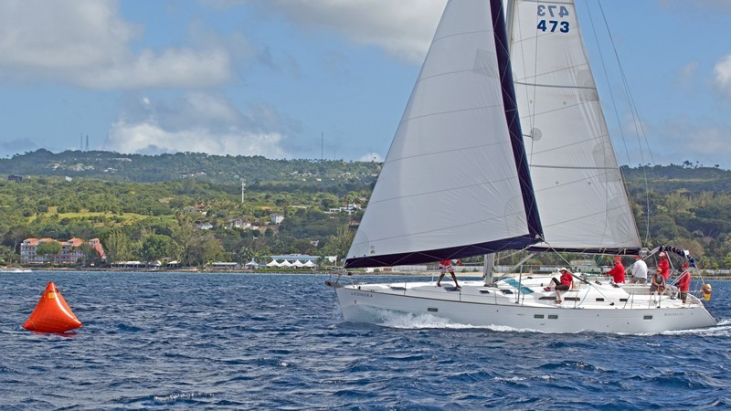 caribbean sailing regattas, st barts sailing, vacation in st barts