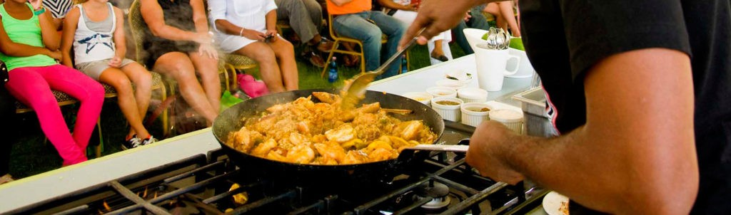 barbados food and rum festival