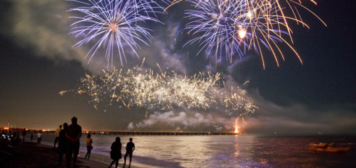 best caribbean islands for new years