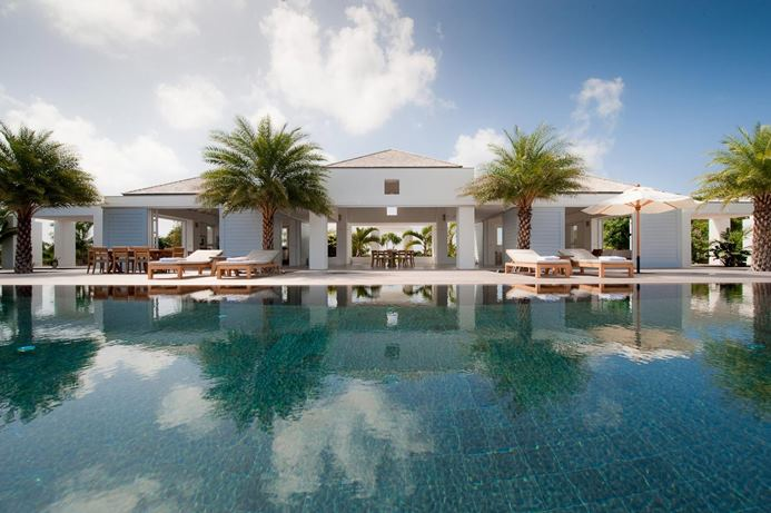 Villa Olive - WV ECO New York Magazine - A St. Barthélemy Guide for First-Timers