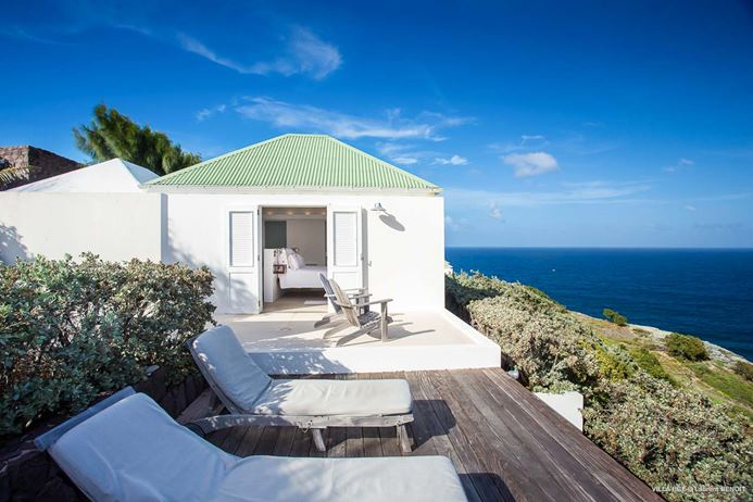 One bedroom villa located in Pointe Milou, St. Barthelemy within minutes of several beaches and shopping.
