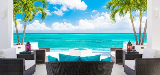 Turks and caicos villa, caribbean, vacation rental, villa rental, ocean view