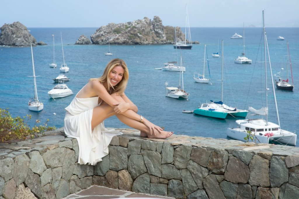 celebrity news from st barths, Nicole Hanley Mellon, st barts