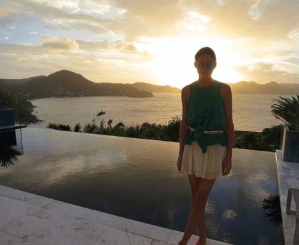 Celebrity news from St. Barths, Olivia Palermo, st barts