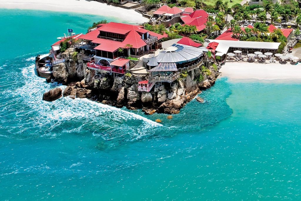 Eden Rock Hotel St. Barths also known as st barts