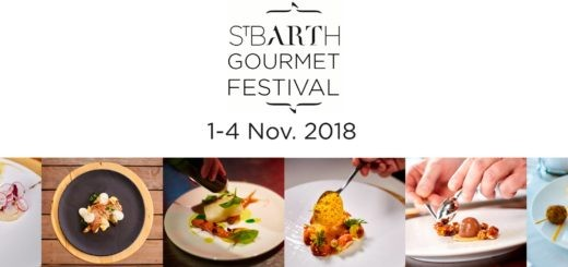 St Baths Gourmet Festival, michelin star chefs
