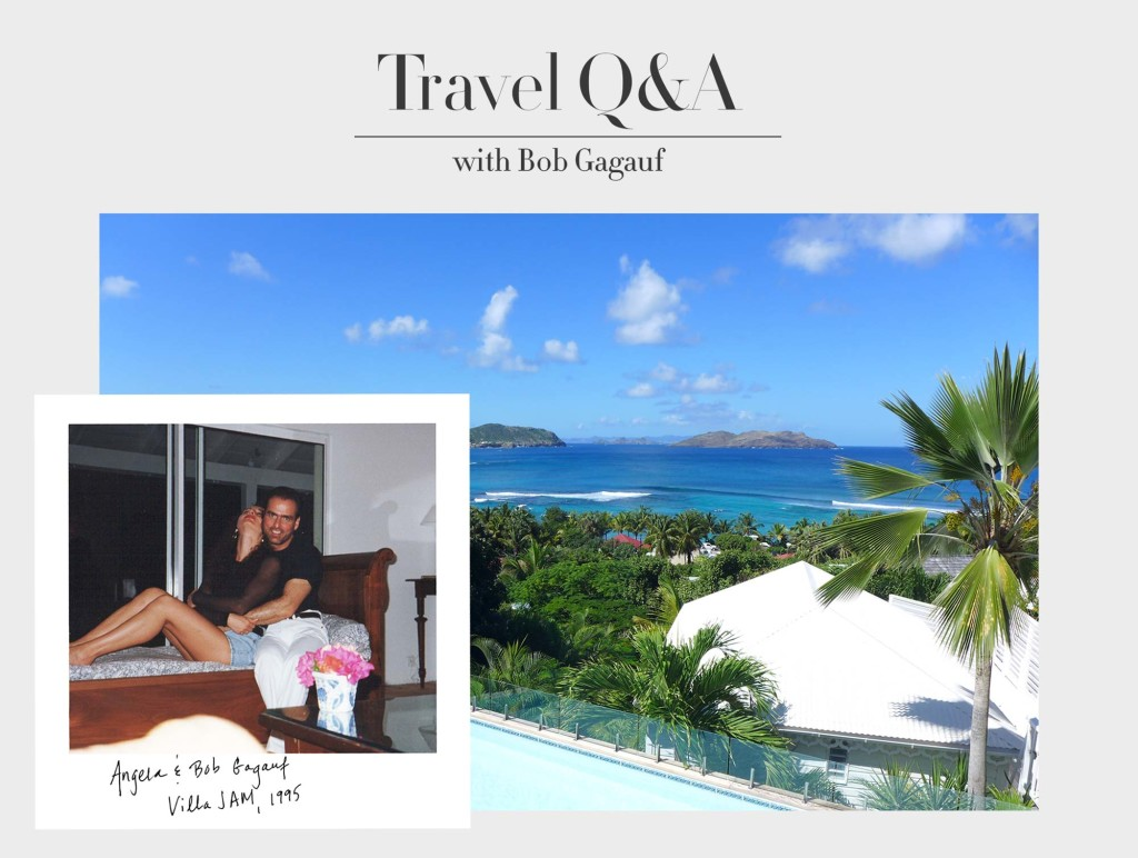 Travel Q and A with Bob and Angela Gagauf