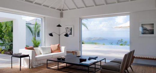 WIMCO Villa Olive, WV ECO, St Barths, Gouverneur, Family Friendly, 4 Bedrooms, 4 Bathrooms, Pool, WiFi