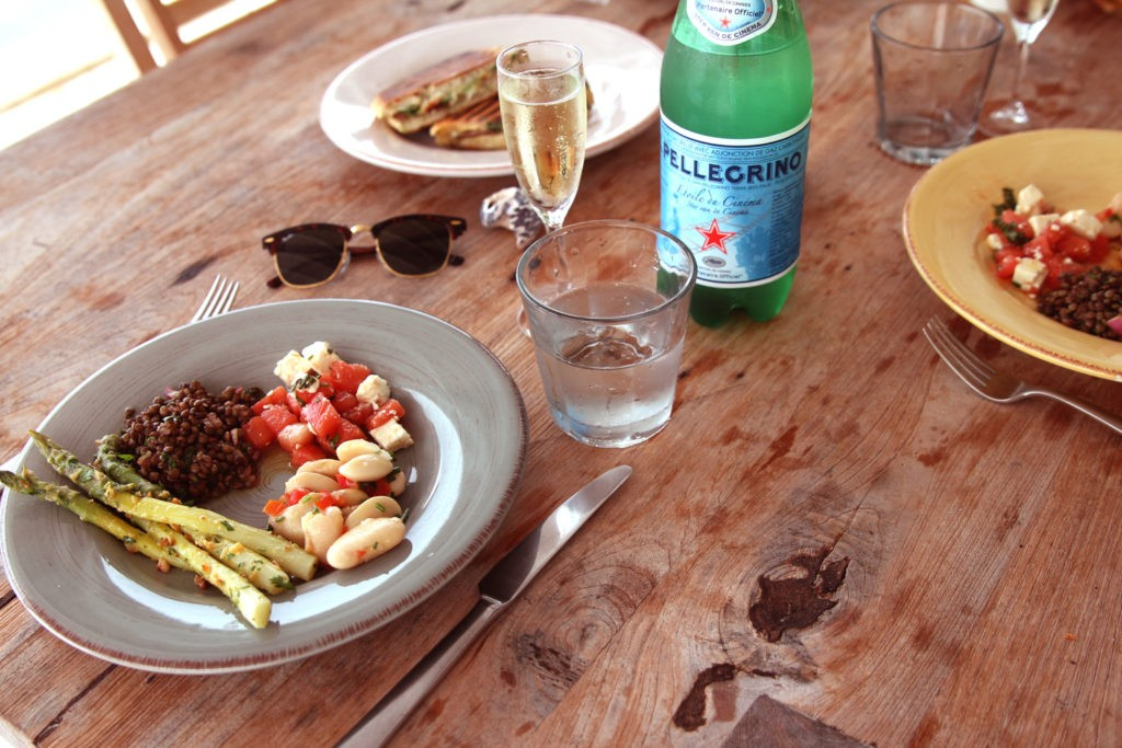 Dining on St Barths