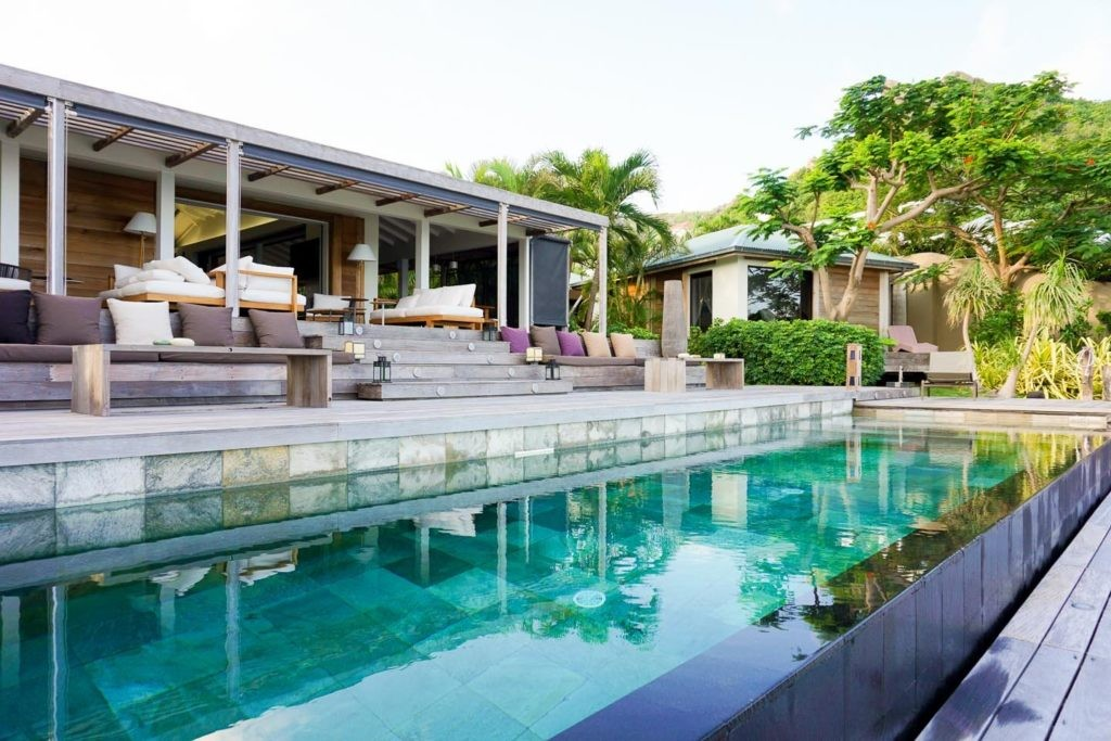 Villa Kay in St. Barts (Photo by Donna Rohmer)