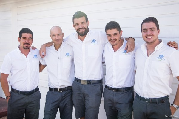 Our team of St. Barths concierges
