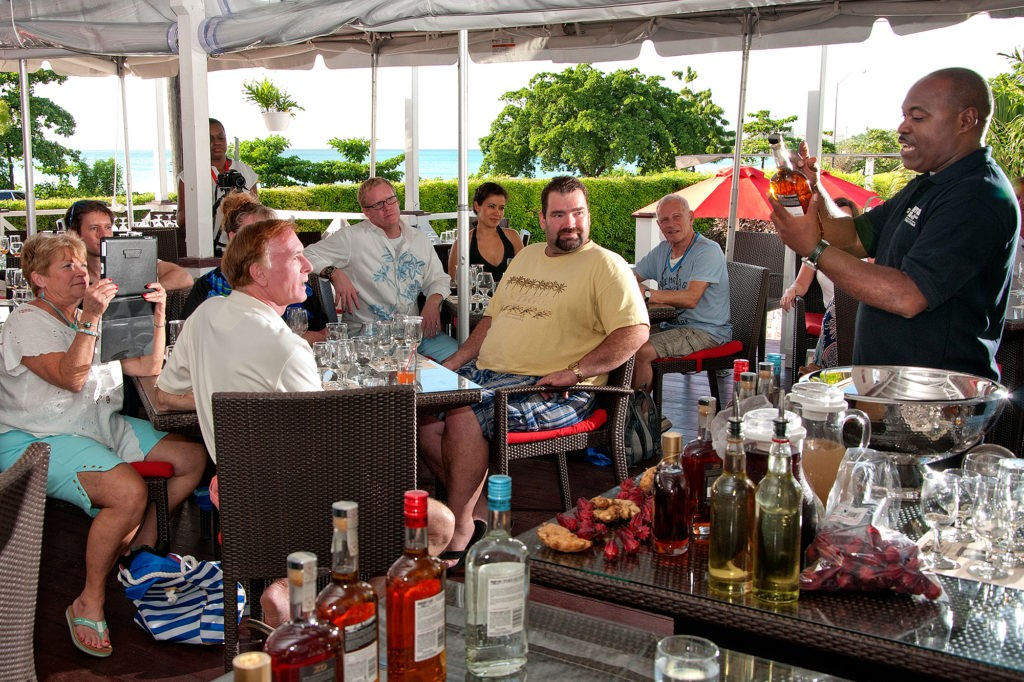 barbados rum and food festival