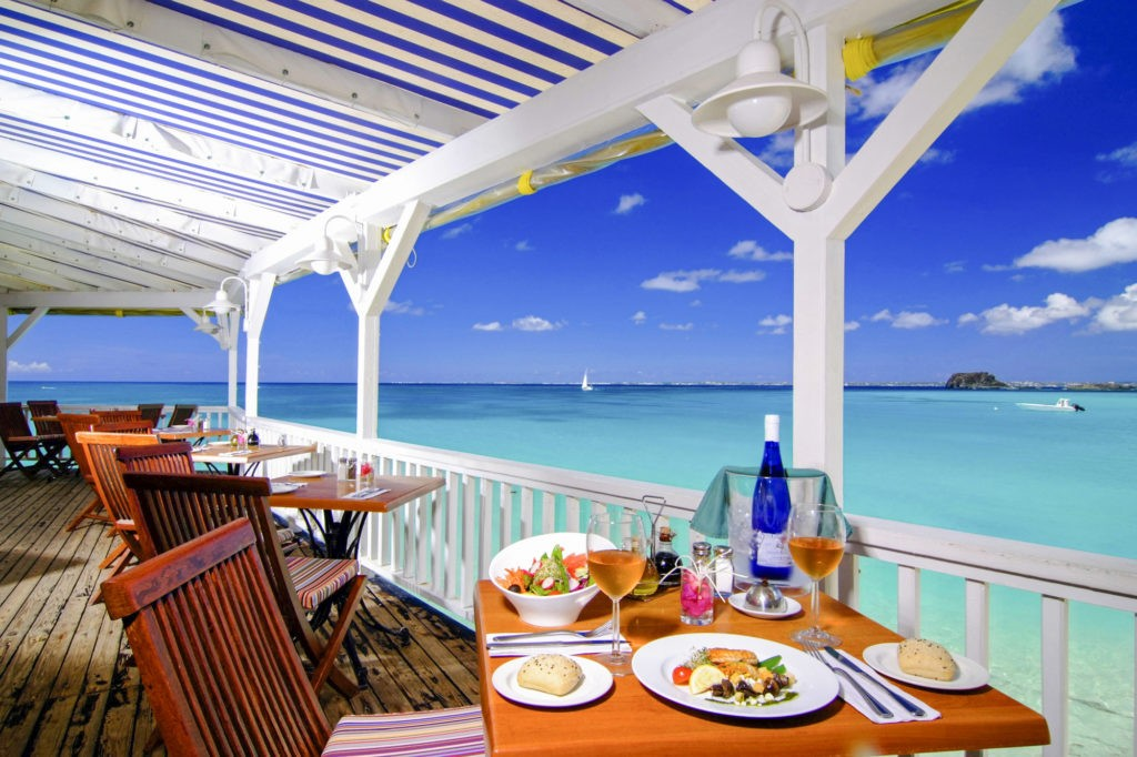 st. martin restaurants