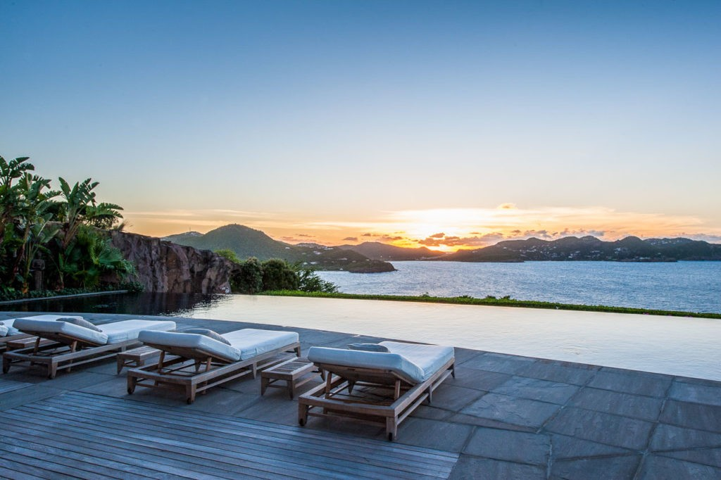 Total privacy at this enclave in Pointe Milou - New York Magazine - A St. Barthélemy Guide for First-Timers