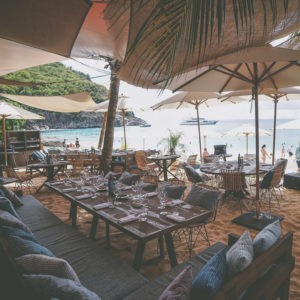 St Barths Restaurant - Shellona Beach