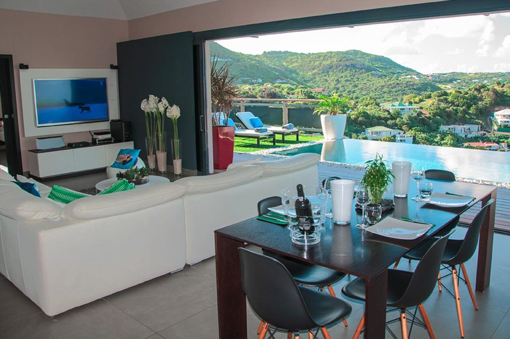 Villa OPS in st barts, vacation rental