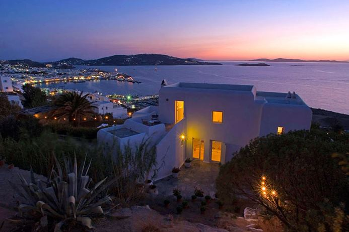 Greek Villas