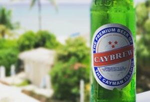 Grand Cayman Brewery Caybrew