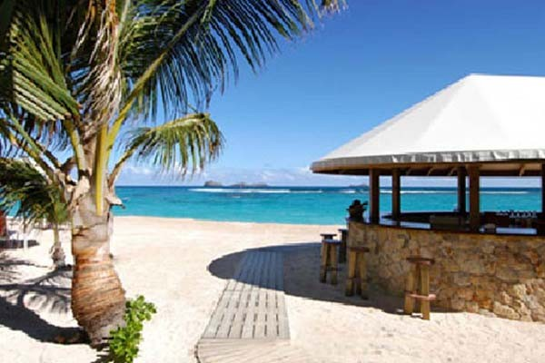 Emerald Plage Hotel St barths also known as st barts
