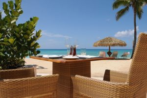 Luca Restaurant in Grand Cayman