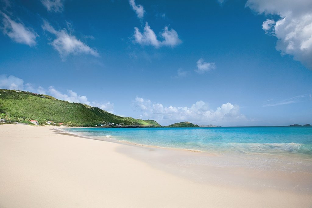 Cheval Blanc Hotel in St. Barthelemy also known as st barts