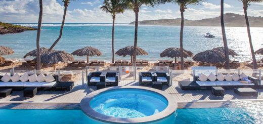 Vacation rental in st barts