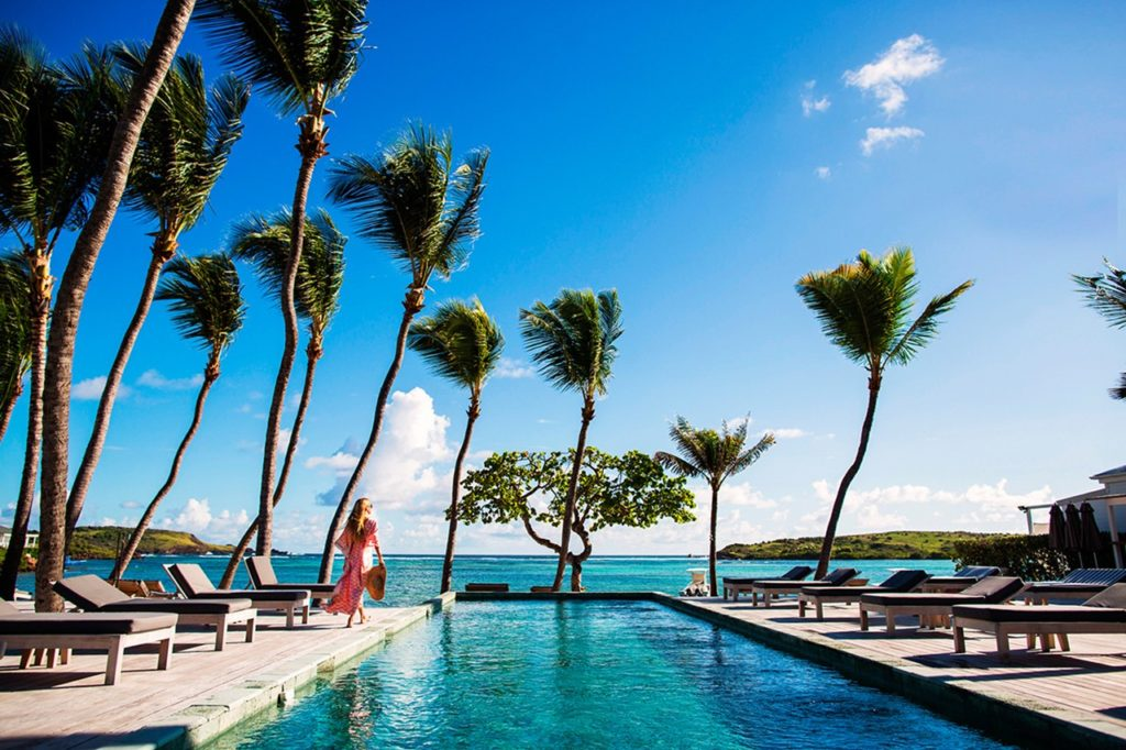 Le Sereno Hotel st barths also known as st barts