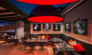 black ginger restaurant st barts