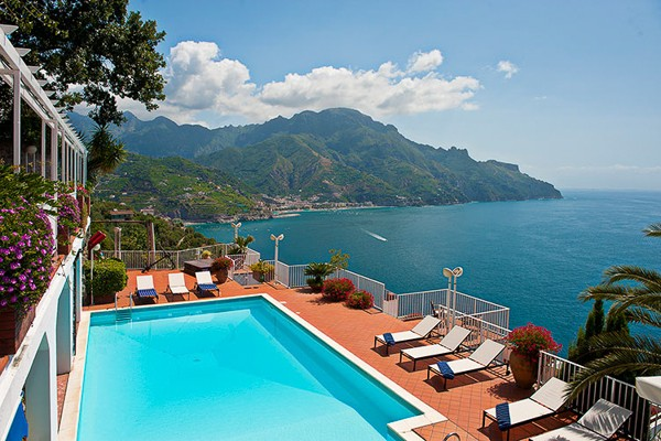 Vacation rental in Italy on the Amalfi Coast