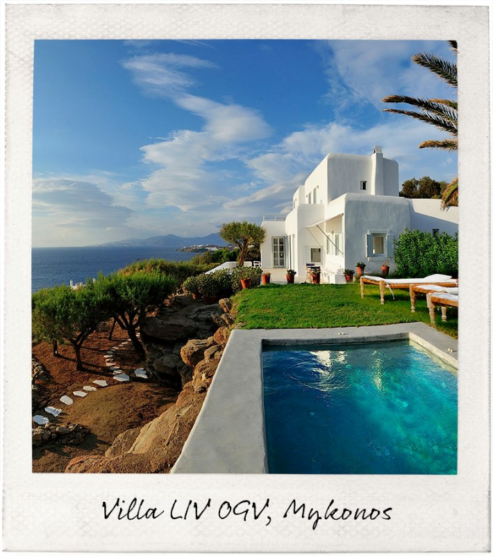 Villa OGV Mykonos Greece